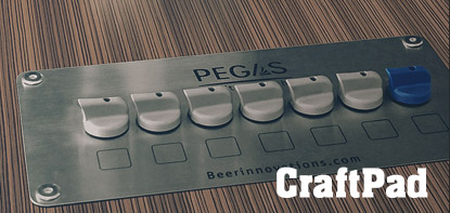 Craftpad Pegas - France Growler