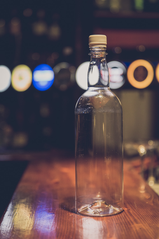 France Growler - Bouteille plastique spéciale boisson gazeuse 1L